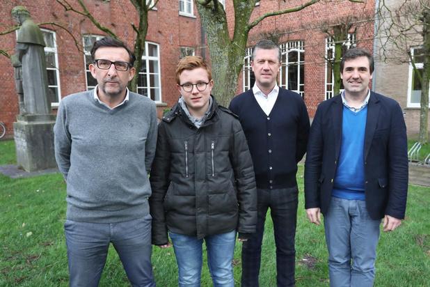 Kiefer Moyaert van Middenschool Sint-Rembert wint STEM-Olympiade