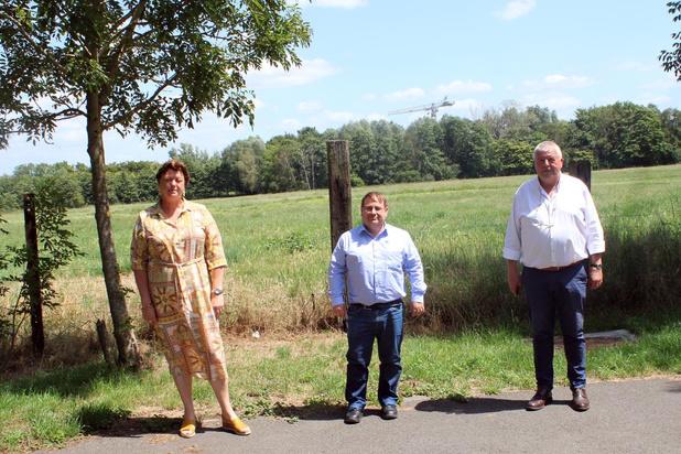 De Barakken krijgen eigen park
