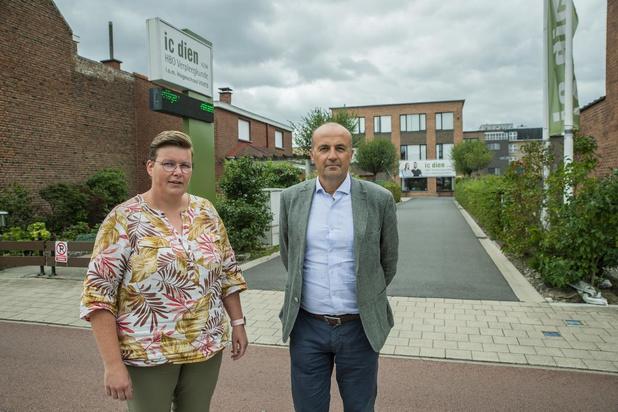 Directeur Luc Vanrobaeys verlaat VMS en kiest voor Ic Dien in Roeselare
