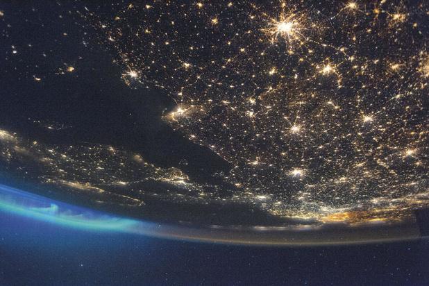 Dans l'oeil de Thomas Pesquet ou le globe terrestre comme vous ne l'avez jamais vu (en images)