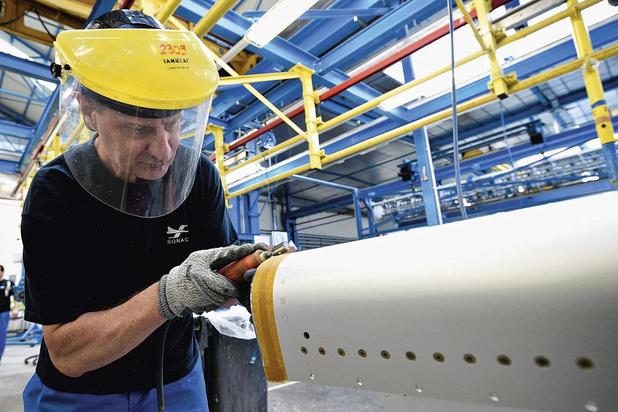 La crise a obligé Sonaca à fermer quatre usines