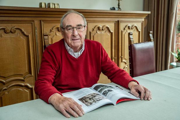 Willy Vandamme al halve eeuw lid van de Vereenigde Vrienden in Rumbeke