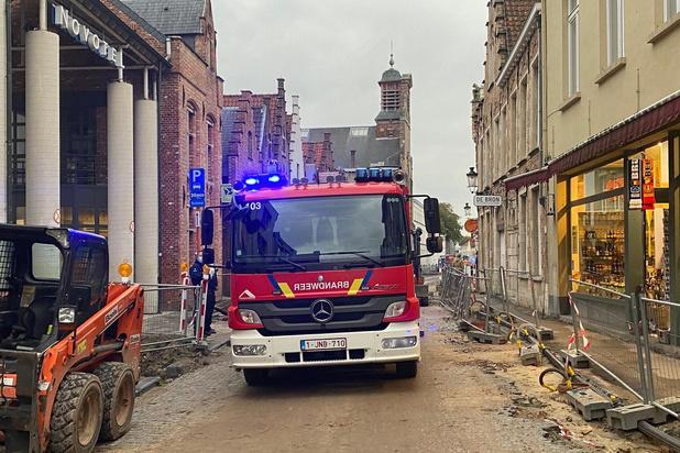 50 cursisten preventief geëvacueerd in Stedelijke Academie in Brugge