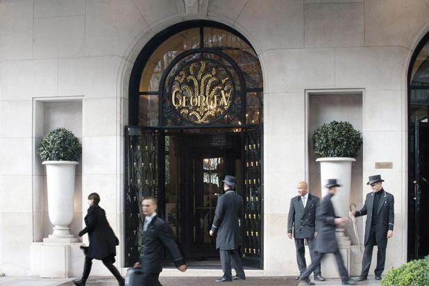 Braquage au George V: 100.000 euros de bijoux volés