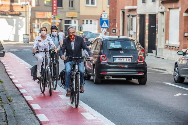 Stad Roeselare koestert een 'velodroom' en investeert verder in fietsveilige verkeersaccommodatie