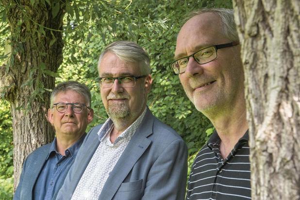 Geneeskundige Dagen Antwerpen kleuren groen