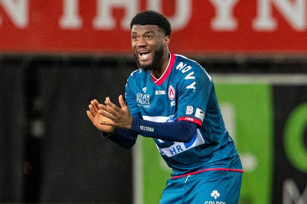 Terem Moffi Van Kv Kortrijk Voor Acht Miljoen Euro Naar Lorient Kv Kortrijk Kw