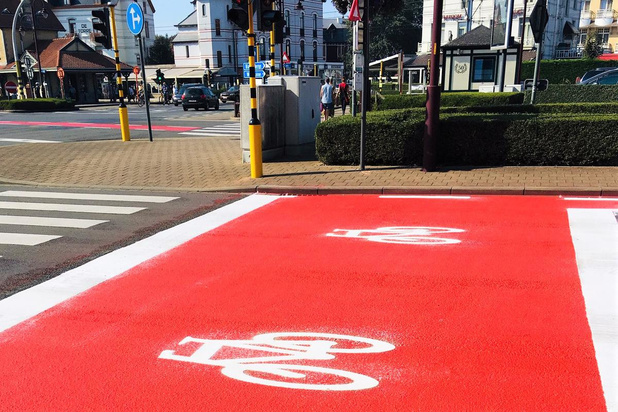 Gemeente maakt werk van veilig fietsbeleid