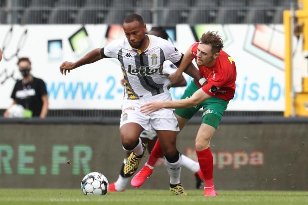 KVO beloont zichzelf niet met punten tegen efficiënt Charleroi
