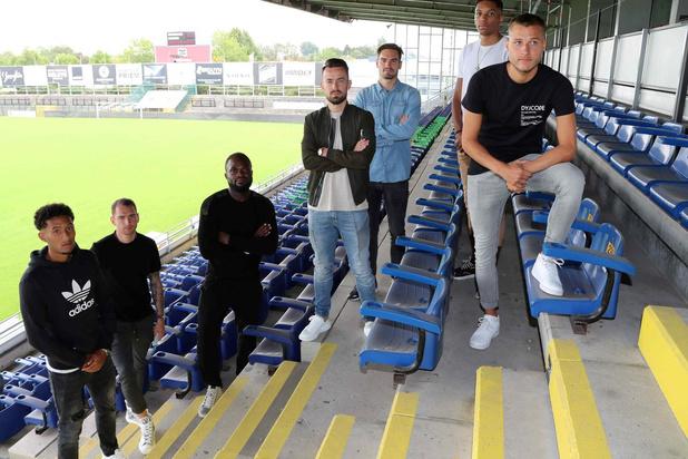 KSV Roeselare maakt namen van negen nieuwe spelers bekend