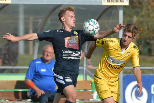 SCT Menen geeft 2-0 voorsprong uit handen