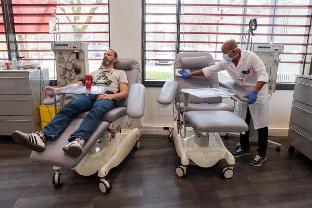 Appel aux dons de sang en vue de la reprise progressive des hôpitaux