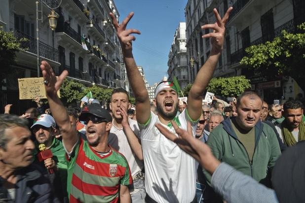 Algérie, Irak, Liban : insurrections, acte II