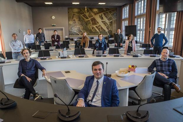 Burgemeester Kris Declercq zit Roeselaarse Taskforce voor