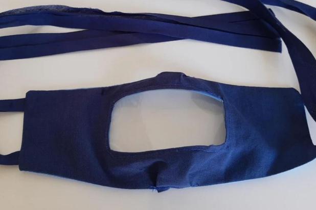 Zegen voor doven en slechthorenden: Oostende pakt uit met mondmaskers met venster