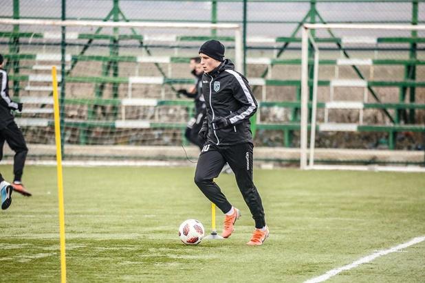 Belg in het buitenland: Medjon Hoxha (20) speelt bij de kampioen van Kosovo