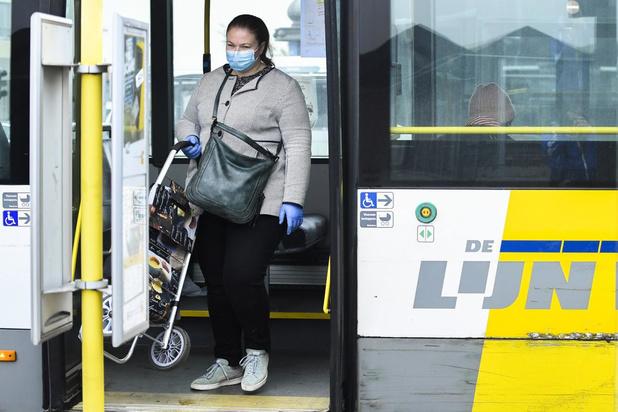 De Lijn test vaste afgesloten stuurposten op bussen