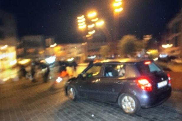 Bestuurder vrijgelaten na inrijden op betoging Puurs: 'Geen aanwijzingen voor opzet'
