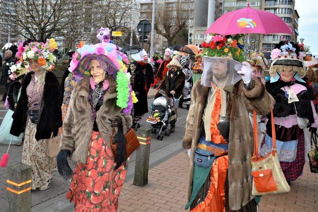 Blankenberge schrapt carnaval