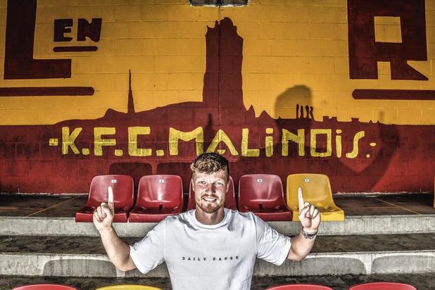 Ferdy Druijf: 'Ik ben blij dat KV Mechelen deze zomer volhield, dat toont hun vertrouwen in mij'