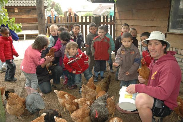 Kinderboerderij Bokkeslot organiseert noodopvang