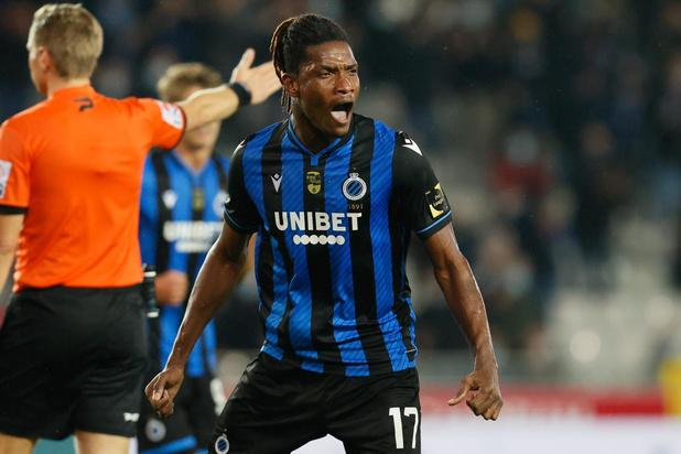 Club Brugge naar tweede plaats na derbyzege tegen Cercle