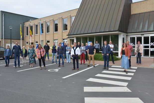 Gemeenteraad Oostkamp bezoekt De Valkaart