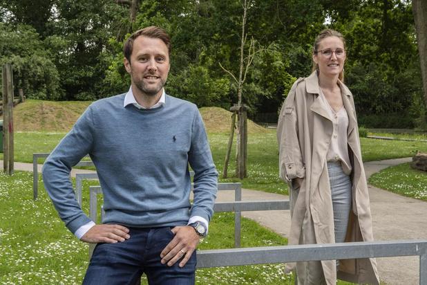 Dieter en Annelies Carron voor het eerst samen over de Roeselaarse politiek