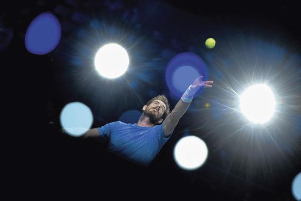 Vers une nouvelle résurrection d'Andy Murray à Anvers?
