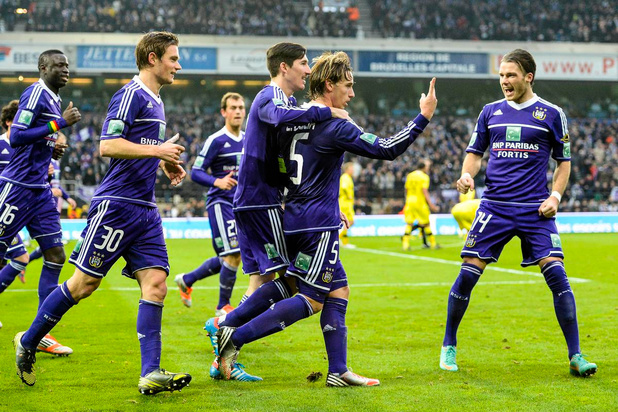 Kippenvelmatch #24: Anderlecht-Club Brugge 6-1