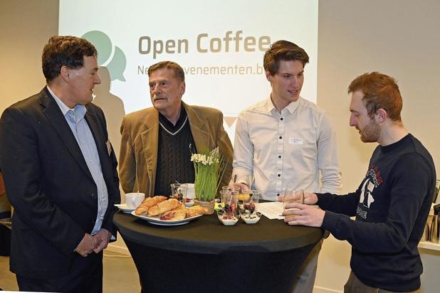 Open Coffee Oostende
