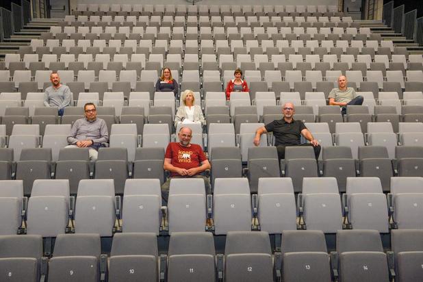 Online voorverkoop tickets Cultuurhuis De Leest in Izegem vanaf zaterdag