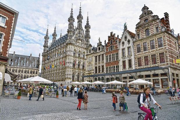 Louvain, capitale européenne de l'innovation