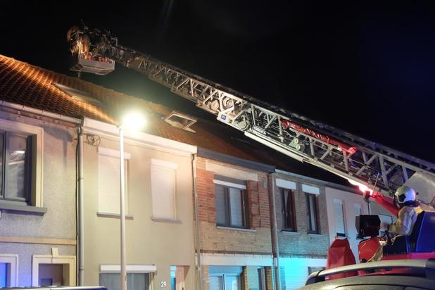 Brandweerinterventie zonder veel erg in Nieuwpoort