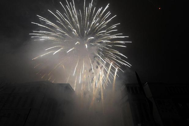 Vuurwerk enkel op oudejaar tussen 22 en 1 uur