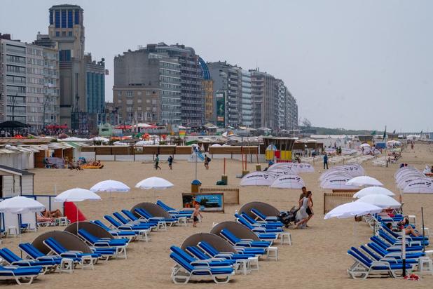 Het verblijftoerisme aan de kust is gestegen en blijft stijgen