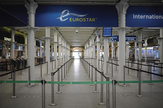 """""""Un risque réel pour la survie d'Eurostar"""""""