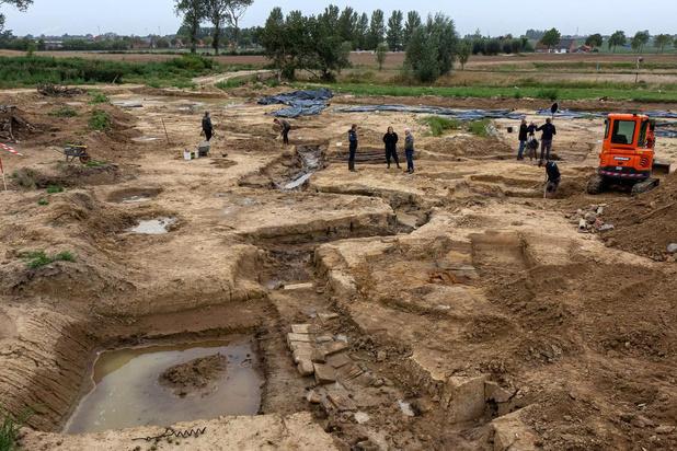 Archeologen leggen Duitse loopgraven bloot en vinden vijf gesneuvelde soldaten