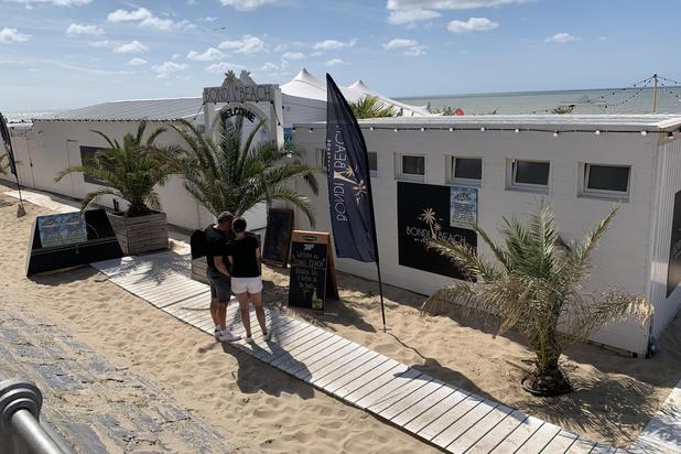 Nog maar 200 aanwezigen toegelaten in Oostendse strandbars