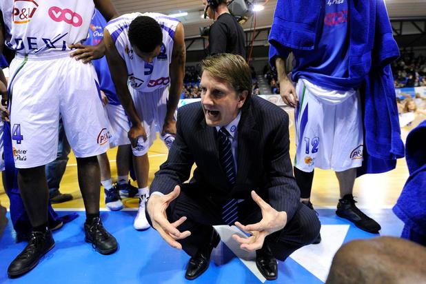 Primeur: twee hoofdcoaches in de NBA met Belgisch verleden