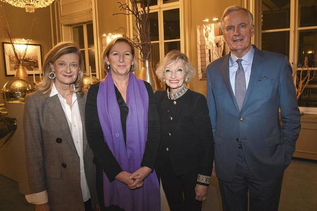 Michel Barnier au Club L