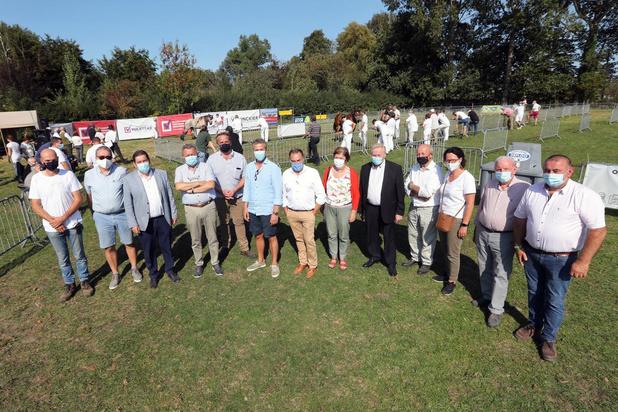 Vlaams kampioenschap Belgisch Trekpaard voor het eerst in Torhout