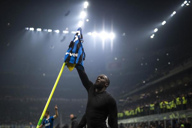 Derby van Milaan levert Lukaku nog grotere heldenstatus op