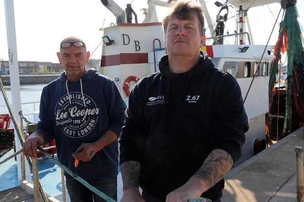 """Reders slaken noodkreet: """"Nog nooit zo'n lage prijzen voor onze vis"""""""