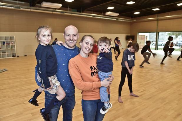 Hypnosis Dance Academy uit Roeselare gaat in zee met Fabric Magic van #LikeMe
