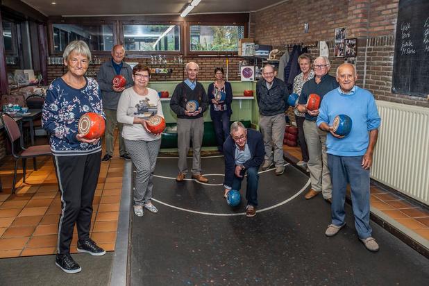 Schierveldebolders uit Roeselare blijven ook in coronatijd gedreven hun hobby beoefenen