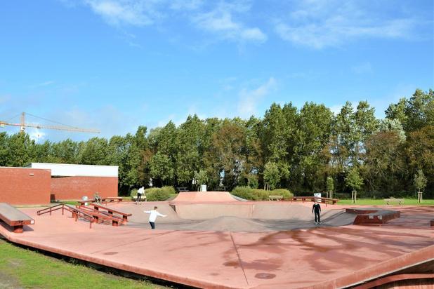 Blankenbergs stadsbestuur maakt gebruiksschema op voor skatepark