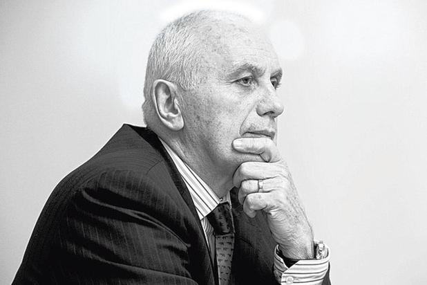 Recticel-voorzitter Johnny Thijs in een persmededeling