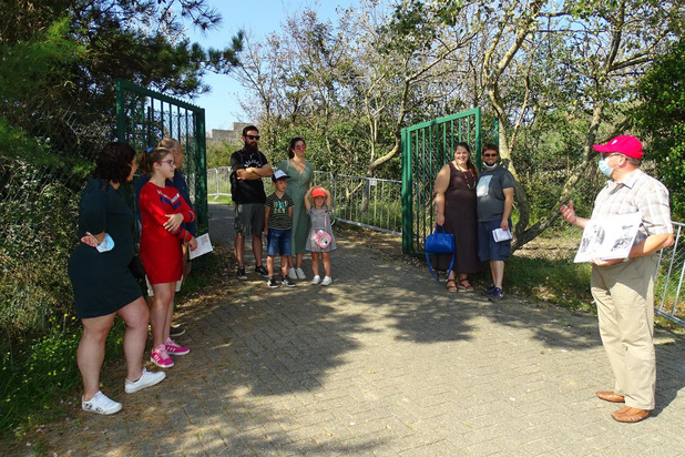 Open Monumentendag in Raversyde lokt 420 bezoekers