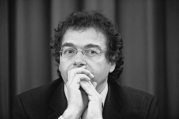 Professor economie Rudy Aernoudt (UGent)